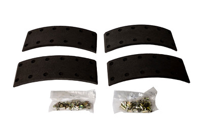 DEUTZ 07 07C DX SERIES BRAKE LINING KIT 04349300