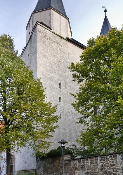 Königslutter, Dom: Westseite