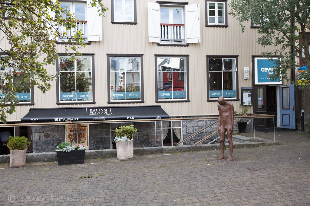 Things to do in Reykjavik - street statues