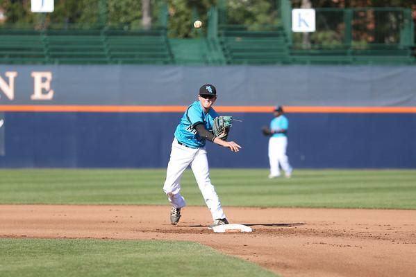 Miller vs. Georgetown baseball 2014