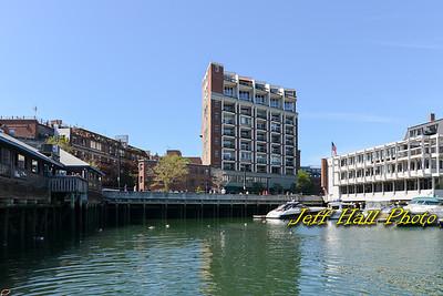 Boston Harbor September 2015