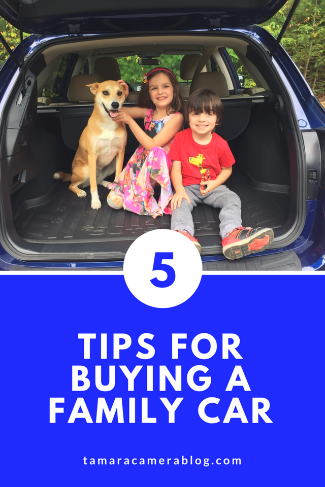 Looking to buy a family car? Here are 5 easy tips to use when searching for the perfect vehicle for your family. Use your best resources, like #CarsCom. #ad