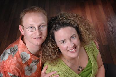 07-10-07 Sarah Harris & Billy Gottlieb