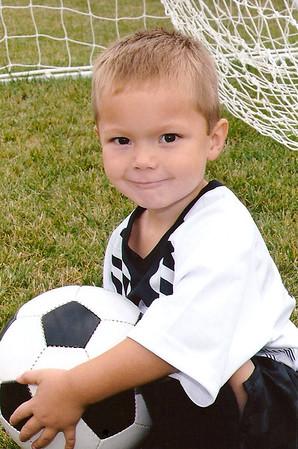 Fall Soccer - Both Boys