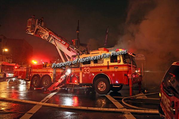 Bronx- 5th Alarm- 3105 Bainbridge-10/31/09
