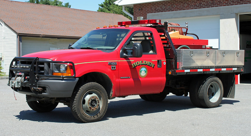 Forestry 1 2001 Ford F-450 125/200