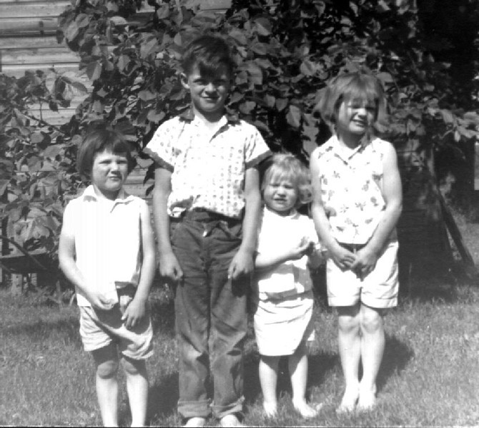 Bud and Elaine Herdrich Children