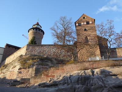 Nuremberg, Bamberg and Regensburg 2016
