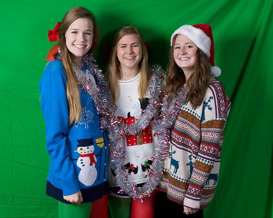 YL Mr. Christmas Tree 2014