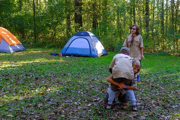Cub Scout 10/16