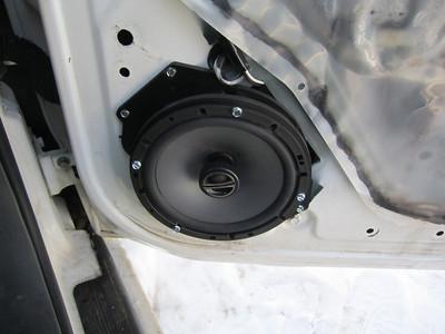 1999 Pontiac Grand Am GT Front Speaker Installation - USA