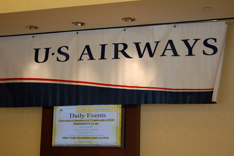 Presenting Sponsor US Airways