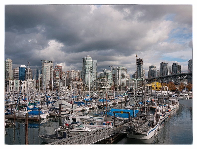 23 Oct 2012: Downtown Vancouver, BC