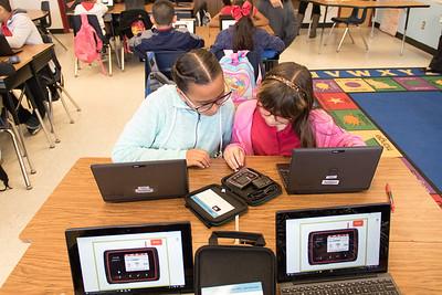 Campestre Elementary WiFi Hotspots