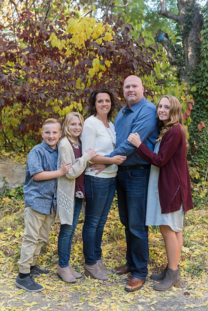 Peterson Family 2017