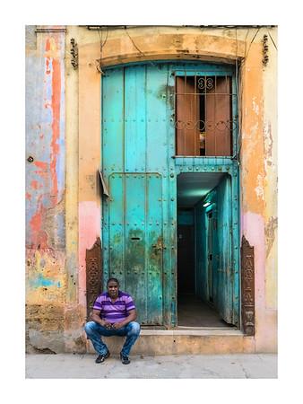 Doors of Cuba: Havana (2016-2018)
