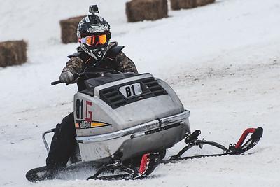 RMR XC in Rangeley Maine --Jan 2017