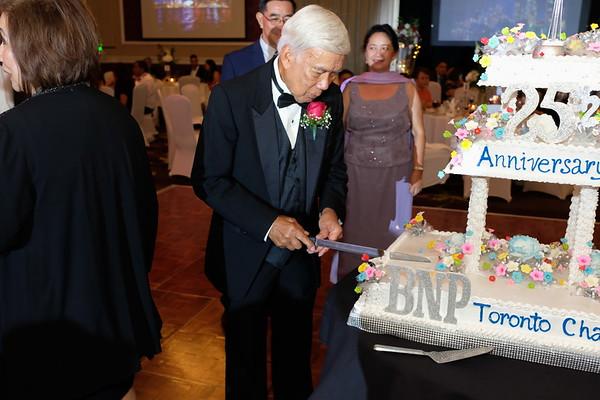 BNP Toronto 25th Anniversary Ball