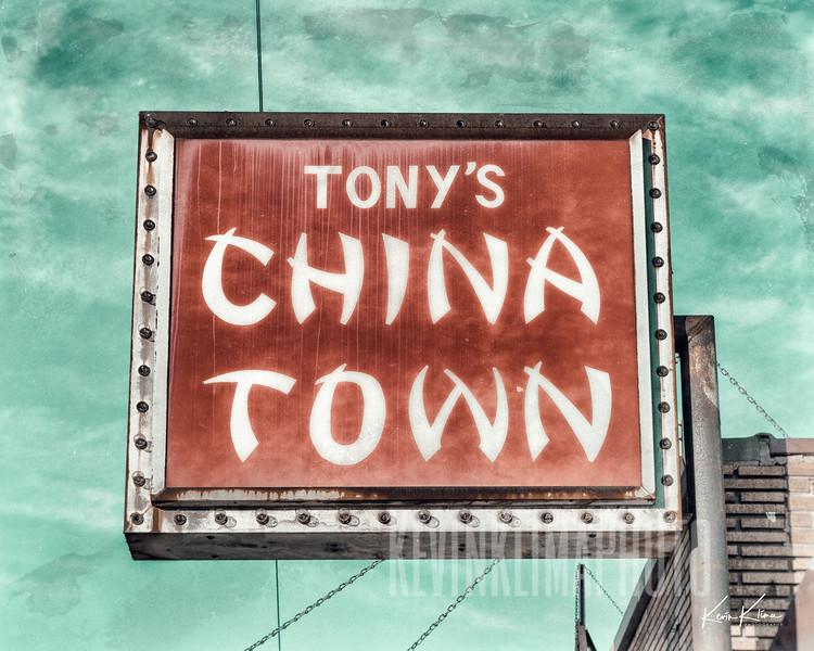 Tony's China Town