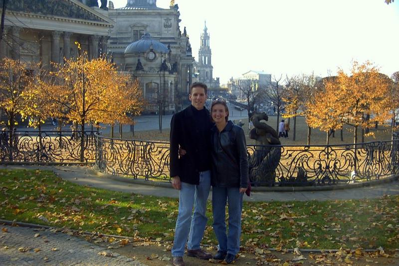 Dresden in Autumn - Dresden, Germany