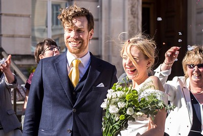 Becky & Ben's Wedding