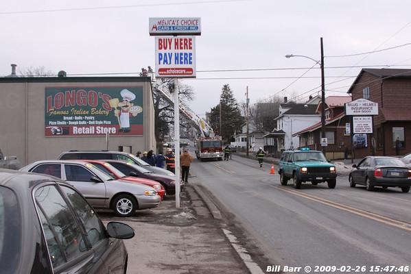 Commercial, Longo's Bakery, Hazleton, 2/26/09