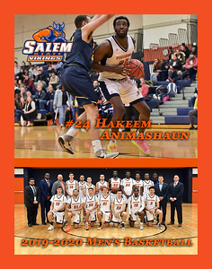 Salem State Basketball