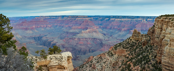 Grand Canyon South Rim Dec 2018