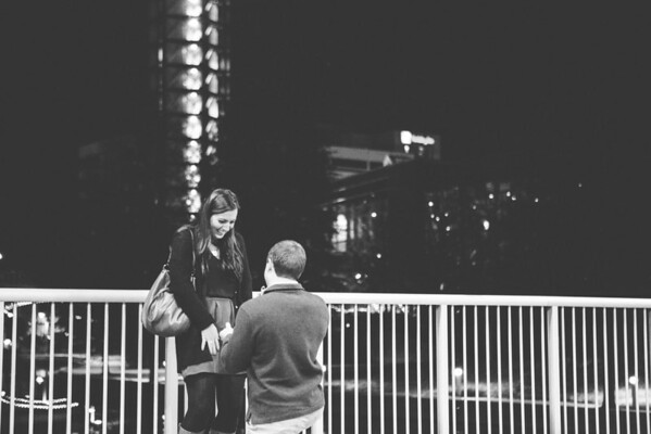 Josh and Meredith