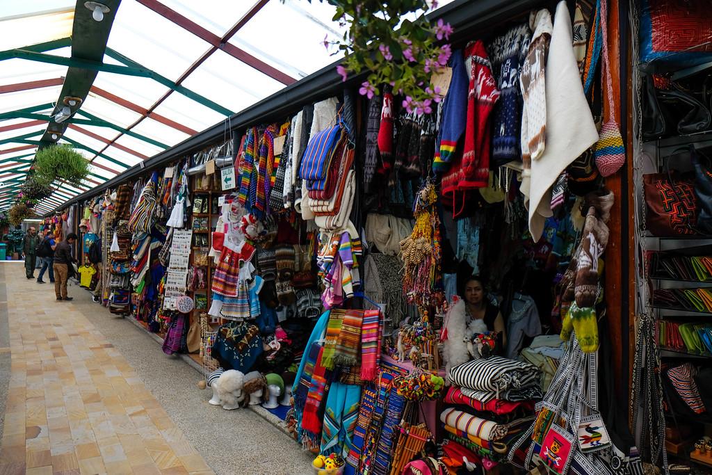 Bogota Markets