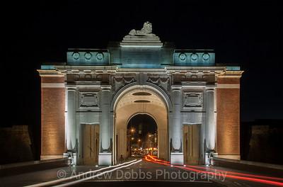 First World War Battlefields and Memorials