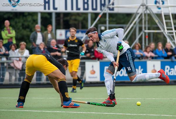 2017-09-17: HC Tilburg H1 - Den Bosch H1