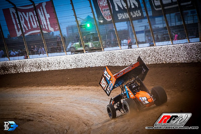 World Finals - The Dirt Track At Charlotte - 11/7/19 - Dave J. Biros III (DB3)