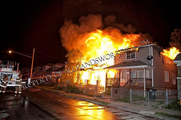 Box Alarm 5848 Ogden three dwellings