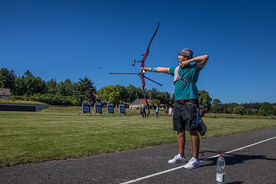 29_HYUNDAI Outdoor Archery Challenge, stg 1 (11 Jul 2020)