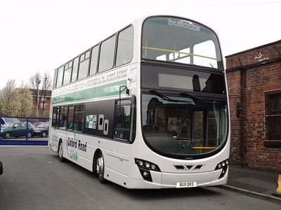 Manchester Musuem of Transport