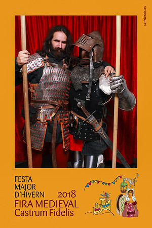 20181209 Fira Medieval Castelldefels