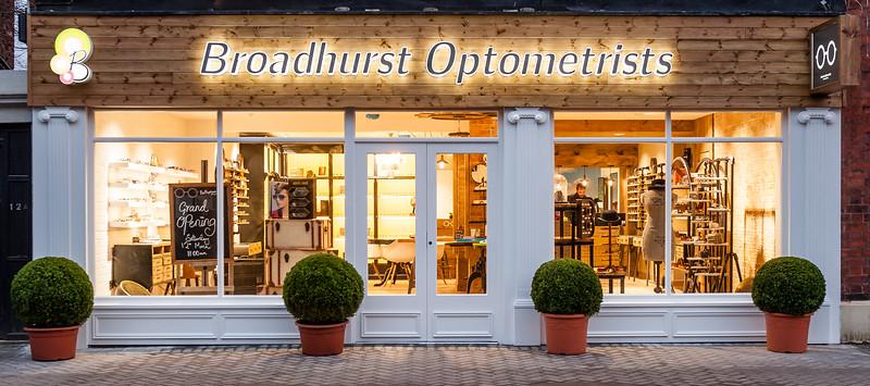 Broadhurst Optometrists
