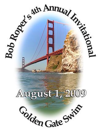 Bob Roper's 4th Annual Golden Gate Swim