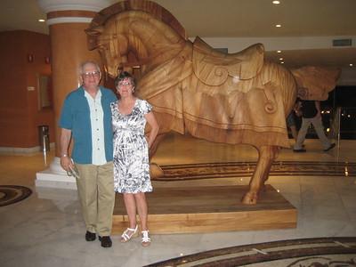 13 April 21  Mom & Dad - Iberostar Grand (Cancun, Mexico)