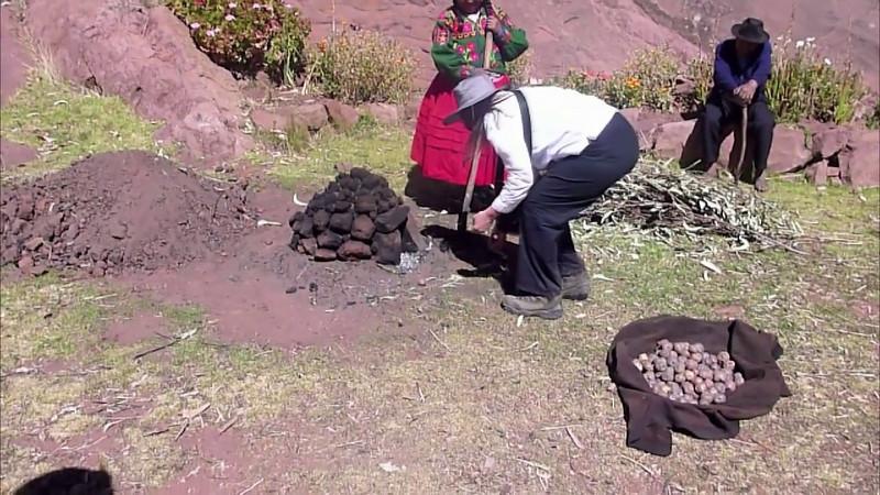 Lake Titicaca and Cuzco.mov