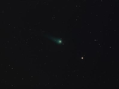 Komet C/2015 V2 Johnson