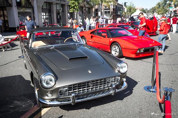 Concorso Ferrari Pasadena