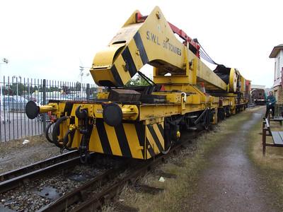 ZIA - Cowans Sheldon 50 tonne Diesel Crane