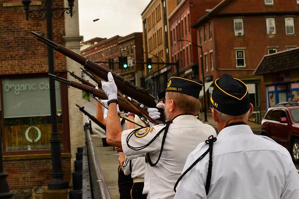 Memorial Day in Brattleboro - 053121