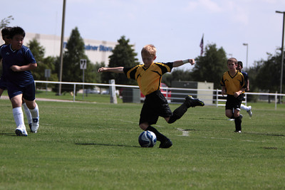 2009 CYSA Lightning Bolts