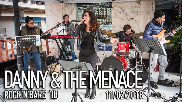 DANNY AND THE MENACE - ROCK'N'BARS