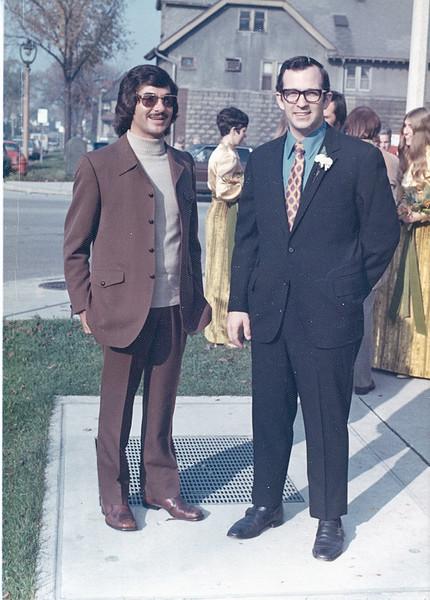 1971-10 John Ricca & Michael Palazzolo @ Sue & Chuck's Wedding-2.jpg