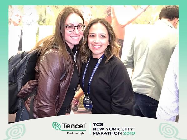 11.02.19 | Tencel USA - NYC Marathon Expo