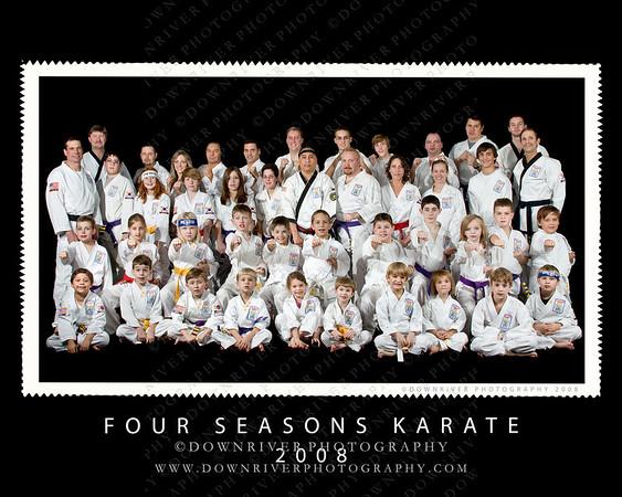 2008 Four Seasons Portraits
